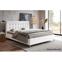 łóżko tapicerowane ricardo