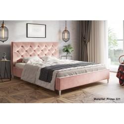 łóżko tapicerowane leonardo