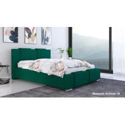 łóżko tapicerowane lux 6