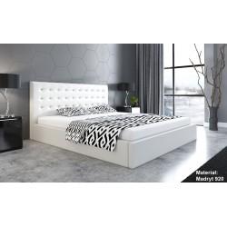 łóżko tapicerowane slim 2