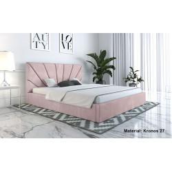 łóżko tapicerowane slim 3