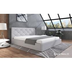 łóżko tapicerowane slim 4